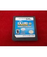 Disney Club Penguin Herbert's Revenge 2010 Nintendo DS DSL DSi Video Game - $1.50