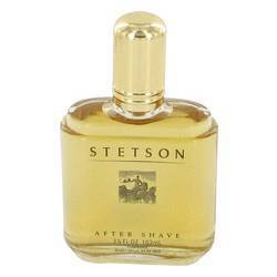 Stetson After Shave (yellow color) By Coty For Men