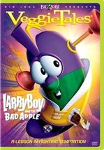 VeggieTales - LarryBoy  the Bad Apple (DVD, 2007) - €6,19 EUR