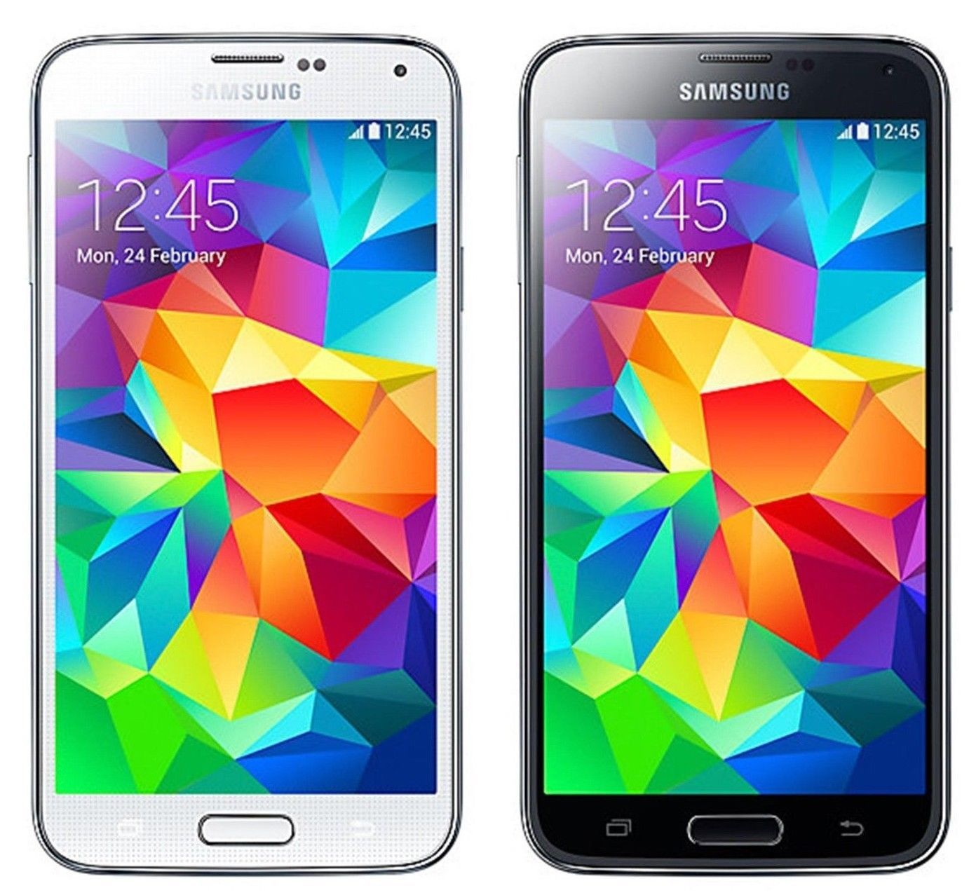 Samsung Galaxy S5   16GB 4G LTE (GSM UNLOCKED) Smartphone SM-G900W8