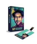 Music Card: My Kishore 320 Kbps Mp3 Audio [USB Memory Stick] Anand Baksh... - $14.84