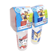 Nickelodeon Paw Patrol Baby Bottle Medium Flow Silicone Nipple Chase Mar... - $17.99