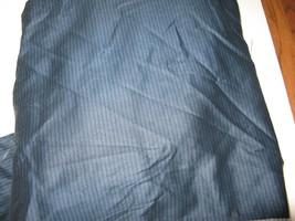 Tommy Hilfiger BEEKMAN PLACE blue stripe Queen Bedskirt New - $33.20