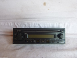 00 01 Nissan Altima Frontier Radio Cd Face Plate CY028 MK61320 - $10.31