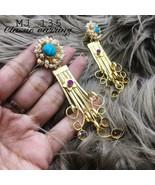 Indian Bollywood Ethnic Wedding Partywear Fashion Handmade Earrings BB426 - $44.02