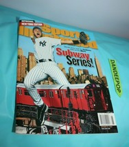 Sports Illustrated Special New York Edition Subway Series Magazine Octob... - $24.74