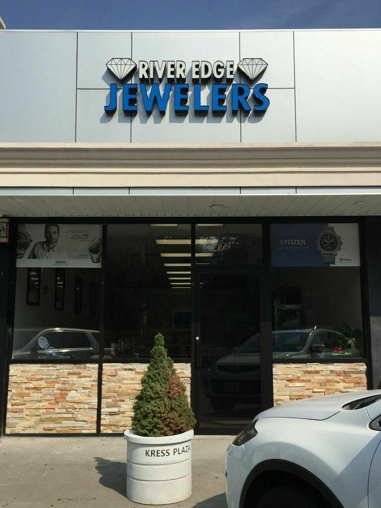 River Edge Jewelers .925 Yellow Sterling Silver Hamsa Evil Eye Necklace Pendant