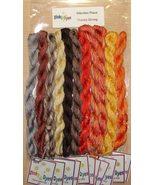 FLOSS BUNDLE for Thanks Giving fall autumn cross stitch chart Glendon Pl... - $44.55
