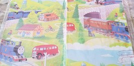 Thomas the Tank Engine Landscape Wrapping Paper Party Gift Decoration 1PC - $14.80