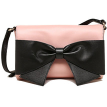 Kate Spade New York Hanover Street Aster Cross Body Pink Granite/Black NWT - $139.99