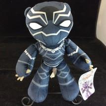 Black Panther Marvel Flexers Posable Plush Doll - BRAND NEW ! - $14.80