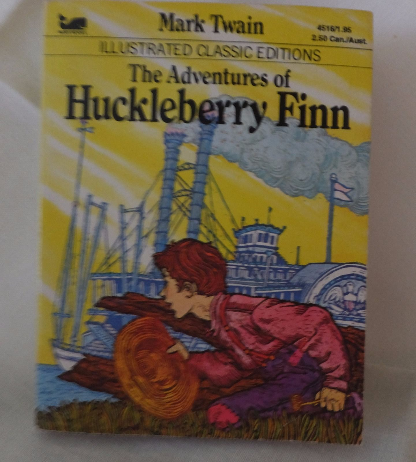 "the cynic point of view throughout mark twains the adventures of huckleberry finn The adventures of huckleberry finn is a sequel to tom sawyer, twain's novel about his childhood in hannibal, missouri huck is the ""juvenile pariah of the village"" and ""son of the town drunkard,"" pap finn."