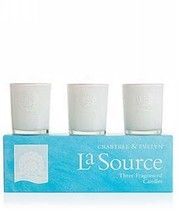 Crabtree & Evelyn La Source Home Fragrance Scented Candle, Box of 3 - $28.00