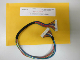 "Toshiba 39"" 39L22U Power Supply FSP121-3FS02 Cable [P802] to Main Board - $14.95"