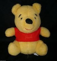 """10"""" Vintage Sears Winnie The Pooh Disney Gund Peluche Peluche Muñeca Antiguo - $21.87"""