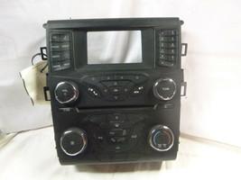 14 15 16 Ford Fusion Radio Climate Control Panel ES7T-18E243-KB COE12 - $46.73