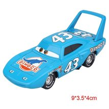 "Disney Pixar Cars 2 ""The King Dinoco"" Diecast Vehicle Kids Toys  - $8.69"