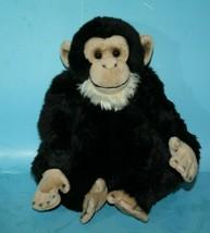 Webkinz Signature CHIMPANZEE Plush Jungle Monkey Stuffed Animal WKS1002 No Code - $19.32