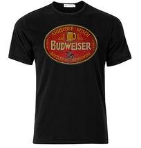 Budweiser III Black Mens T-Shirt - $14.85+