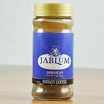 Jablum 100% Jamaica Instant Blue Mountain Coffee Ground Coffee 6 oz / 170g - $33.66