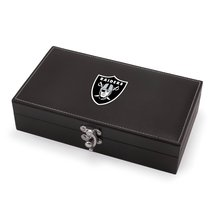 WineyBitches.co presents OAKLAND RAIDERS – 'SYRAH' 5-PC WINE ACCESSORIES... - £31.01 GBP