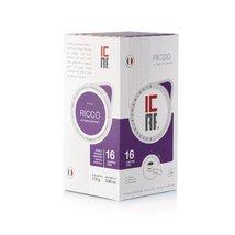 ICAF Ricco Cinquegrani Espresso - 16 Espresso Machine Pods (3.95 ounce) - $7.99
