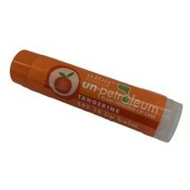 One Alba Un-Petroleum Tangerine Lip Balm New  - $19.70