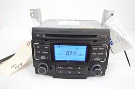 2011 2012 Hyundai Sonata AM/FM Radio CD MP3 Player 96180-3Q000 TESTED AA31#013 - $20.79