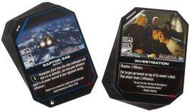WizKids Collectible Card Game Battlestar Galactica 2-Player Starter Set - $5.93
