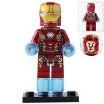Iron Man (Mark 45) - Marvel Avenger Andgame Minifigure Gift Toys - $2.99