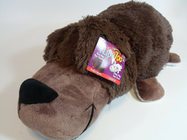 "Flip A Zoo (Cat + Labrador )  2-in-1 Stuffed Animal 16"" inch FLIPAZOO Huggable - $14.95"