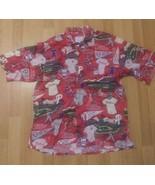Reyn Spooner Men's Phillies World Series History Hawaiian Button Shirt S... - $39.59