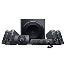 Logitech 980-000467 Z906 5.1 Surround Sound Speaker System - Active - 500 Watts - $322.99