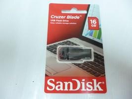 SanDisk Cruzer Blade USB Flash Drive 8GB 32GB 16GB - $4.00