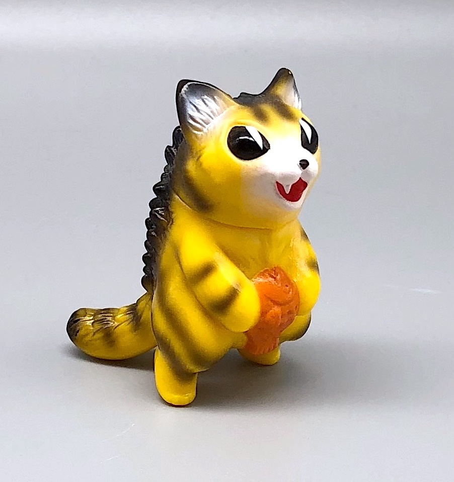 Max Toy Yellow Tiger Micro Negora