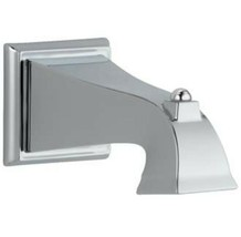 "Delta RP54323 Dryden 7-1/2"" Non Diverter Wall Mounted Tub Spout - Chrome - $55.00"