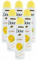 Dove Anti-Perspirant Deodorant Spray Grapefruit & lemongrass Dry 48 Hour - $23.75