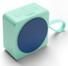 Heydey Wireless Speaker Bluetooth Portable Rechargeable Waterproof Mint NEW image 3