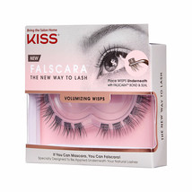Kiss Falscara Volumizing Wisps 79842 KFCL02 - $9.04