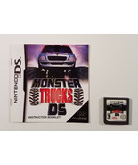 Monster Trucks Nintendo DS Game 2006 Cart and Booklet Only - $5.40