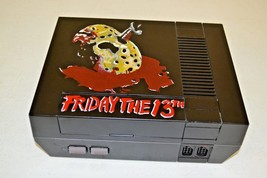 Nintendo NES Console Only (NON WORKING) FRIDAY THE 13th Custom Painted - $79.19