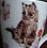 DUNOON PARFECT CATS BY Pauline Alice SET/2 MUGS MADE IN ENGLAND BONE CHINA NEW