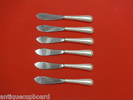 Fairfax by Durgin-Gorham Sterling Silver Trout Knife Set 6pc HHWS  Custom Made - $419.00