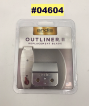 ANDIS OUTLINER ll REPLACEMENT BLADE #04604 - $24.74