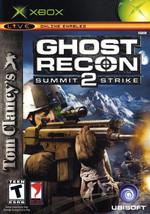 Tom Clancy's Ghost Recon 2: Summit Strike (Microsoft Xbox, 2005) - $3.16