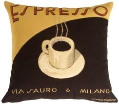 Pillow Decor - Marco Fabiano Collection Espresso Coffee Pillow - $1.158,80 MXN