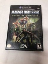 Marvel Nemesis: Rise of the Imperfects Nintendo GameCube, 2005 Complete - $9.89