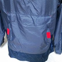 VTG 90s Tommy Hilfiger Jeans Windbreaker Jacket Colorblock Sailing Coat Medium image 8