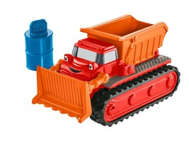 Bob the Builder Diecast Vehicle Muck Fisher-Price - $10.00