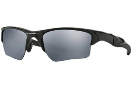 Oakley Occhiali da Sole Mezza Giacca XL 2.0 Opaco Nero W / Polarizzati O... - $140.76